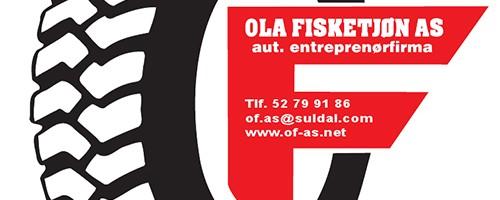 Ola Fisketjøn