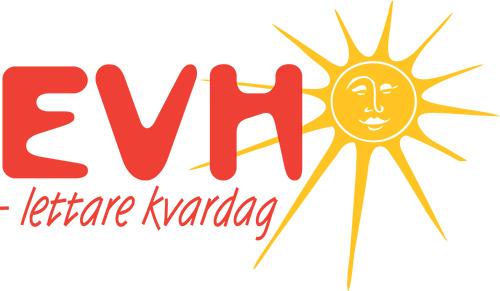 EVH logo - r,g